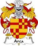 Arca Family Crest