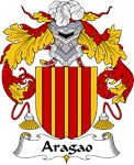 Aragao Family Crest