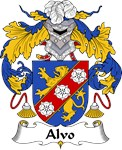Alvo Family Crest