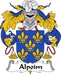 Alpoim Family Crest