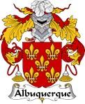 Albuquerque Family Crest