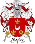 Alardo Family Crest