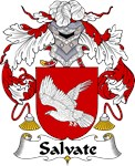 Salvate Family Crest