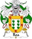 Roa Family Crest