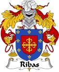 Ribas Family Crest