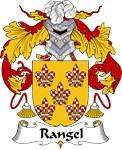 Rangel Family Crest