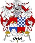 Oriol Family Crest