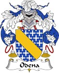 Odena Family Crest