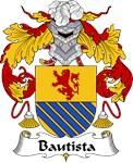 Bautista Family Crest
