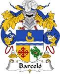 Barcelo Family Crest
