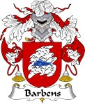 Barbens Family Crest