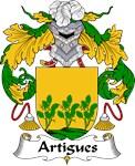 Artigues Family Crest
