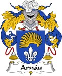 Arnau Family Crest