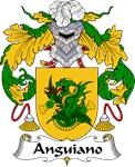 Anguiano Family Crest