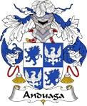 Anduaga Family Crest