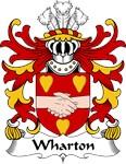 Wharton Family Crest