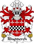 Rhydderch Family Crest