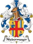 Niedermayer Family Crest