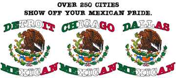 Mexican Cities