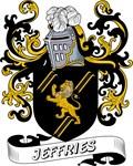 Jeffries Coat of Arms