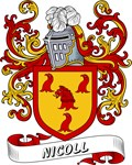 Nicoll Coat of Arms