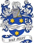 Van Nort Coat of Arms