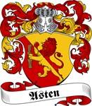 Asten Family Crest