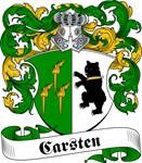 Carsten Family Crest