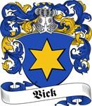 Vick Family Crest