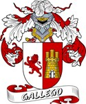 Gallego Family Crest / Gallego Coat of Arms