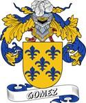 Gomez Family Crest / Gomez Coat of Arms