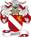 Nunez Family Crest / Nunez Coat of Arms