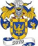 Soto Family Crest / Soto Coat of Arms