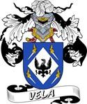 Vela Family Crest / Vela Coat of Arms