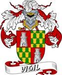 Vigil Family Crest / Vigil Coat of Arms