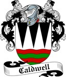 Caldwell Family Crest, Coat of Arms