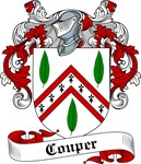Couper Family Crest, Coat of Arms
