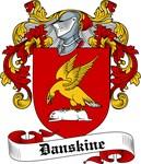 Danskine Family Crest, Coat of Arms