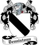Dennistoun Family Crest, Coat of Arms