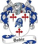 Dobie Family Crest, Coat of Arms