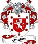 Dunbar Family Crest, Coat of Arms