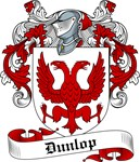 Dunlop Family Crest, Coat of Arms