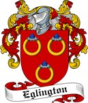 Eglington Family Crest, Coat of Arms