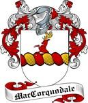 MacCorquodale Family Crest