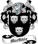 MacGhie Family Crest, Coat of Arms