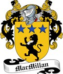 MacMillan Family Crest, Coat of Arms