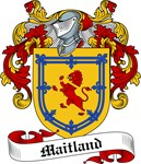 Maitland Family Crest, Coat of Arms
