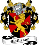 Matheson Family Crest, Coat of Arms