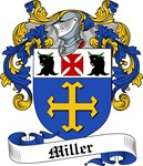 Miller Family Crest, Coat of Arms