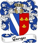 Georges Family Crest, Coat of Arms